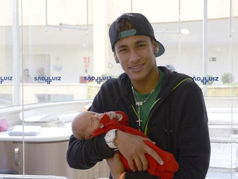 filho de neymar