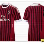 Milan apresenta nova camisa