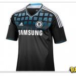 Chelsea: Camisa reserva hi-tech