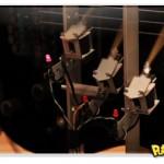 Heavy metal de verdade: Banda de robôs faz cover de Marilyn Manson