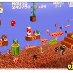 Super Mario finalizado com 600 pontos e sem perder vidas