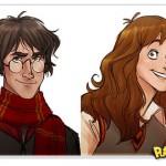 Harry Potter em versão Disney