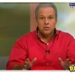 Comentarista do SporTV surtando com a convocação de Ronaldinho Gaúcho