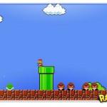 Jogo Super Mario versão Portal