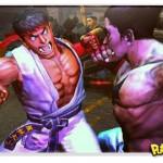 Jogo Street Fighter x Tekken: Novos vídeos
