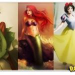 Princesas da Disney 2.0 reloaded