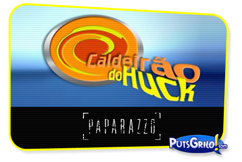 Clarice Zeitel  Paparazzo Caldeirão do Huck