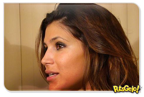 Mulher Samambaia Paparazzo Danielle Souza