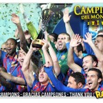Barcelona: Segredo do campeão mundial de clubes