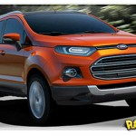 Novo Ford EcoSport 2013: Fotos e vídeo do carro