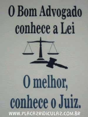 advogado lei Juiz