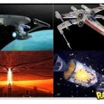 Cinema: As naves mais famosas dos filmes
