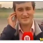 reporter-acidente ao vivo
