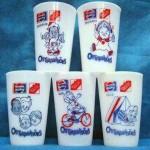 Copos Os Trapalhões Pepsi