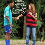 Ronaldinho Gaúcho e Flamengo