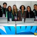 Voluntarios Copa do Mundo Brasil 2014
