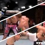 UFC MMA Nocautes Head Kick